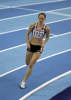 Nicola Sanders. European Indoor Champion 2007 (Birmingham) at 400m