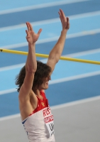 Ivan Ukhov. European Indoor Champion 2011 (Paris)