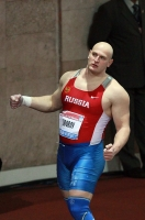 """Русская Зима"" IAAF Indoor Permit Meetings. Сидоров Максим"