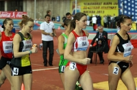 """Русская Зима"" IAAF Indoor Permit Meetings. Старт на 3000м с/х"