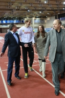 """Русская Зима"" IAAF Indoor Permit Meetings"