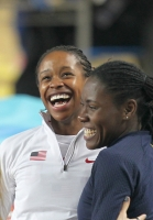 Brittney Reese. Long jump World Indoor Champion 2012
