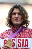 Ivan Ukhov. High jump Olympic Champion 2012, london