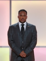 IAAF Centenary Gala Show. World Athletes of the Year for 2012. Ato Boldon conducting ceremonies