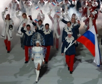 2014 Winter Olympics Opening Ceremony in Sochi