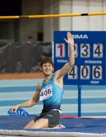 Russian Indoor Championships 2014, Moscow, RUS. 2 Day. Ukhiov Ivan