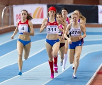 Russian Indoor Championships 2014, Moscow, RUS. 2 Day. Final at 800m