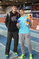 Ivan Ukhov. Winner Russian Winter 2014, Moscow. With Aleksandr Menkov