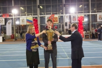 Ivan Ukhov. Winner Moscow Сup 2014. With Valentin Balakhnichyev and Svetlana Masterova