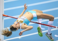 World Indoor Championships 2014, Sopot. High Jump. Women. Qualification. Nadiya Dusanova, UZB