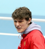 Ivan Ukhov. World Indoor Silver Medallist 2014, Sopot