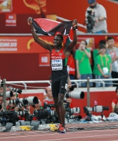 David Rudisha. 800 m World Champion 2015, Beijing