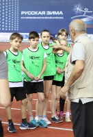 Russian Winter 2016. IAAF Child