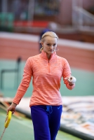 Lukashevich and Seredkin Memorial. Pole Vault. Olga Mullina