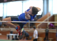 Lukashevich and Seredkin Memorial. High Jump.