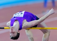 Ivan Ukhov. Russian Indoor Champion 2017