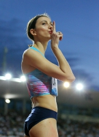 Mariya Lasitskene (Kuchina). Lausanne. Diamond League
