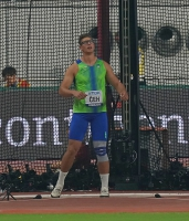 IAAF WORLD ATHLETICS CHAMPIONSHIPS, DOHA 2019. Day 2. Discus Throw. Qualification. Kristjan ČEH, SLO
